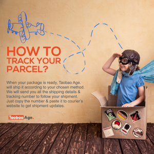 How to Track your Parcel? Taobao Agent