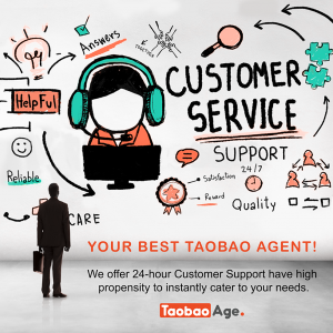 Best Taobao Agent 24-Hour Support
