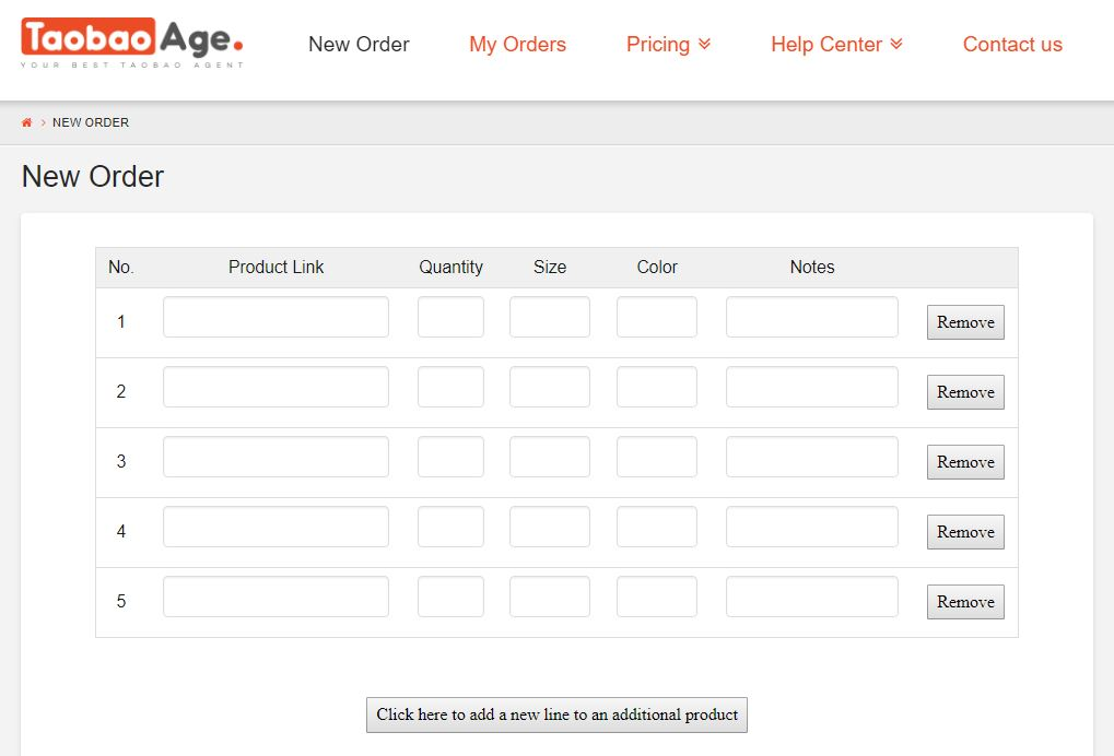 Quick Taobao Agent Order Guide. How to Order in Taobao using Taobao Agent?